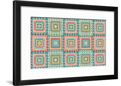 Gypsy Wings Bright X-Veronique Charron-Framed Art Print
