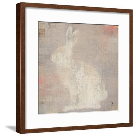 Lodge Fauna II-Studio Mousseau-Framed Art Print