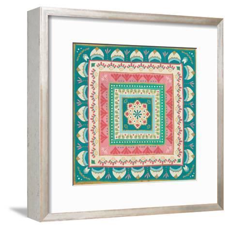 Gypsy Wings Bright VIII-Veronique Charron-Framed Art Print