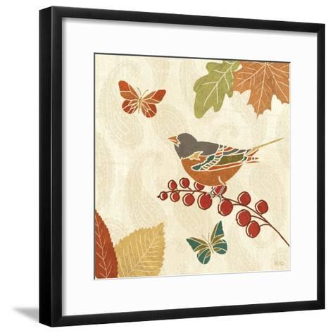 Autumn Song IX-Veronique Charron-Framed Art Print