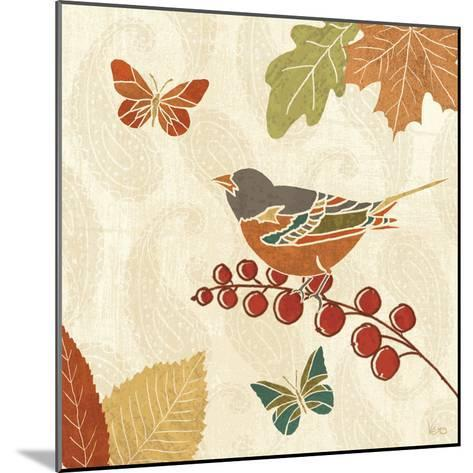 Autumn Song IX-Veronique Charron-Mounted Art Print