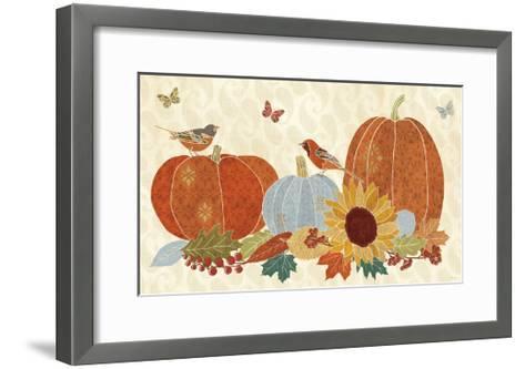 Autumn Song I-Veronique Charron-Framed Art Print