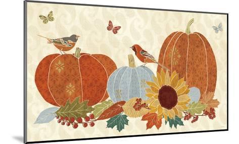 Autumn Song I-Veronique Charron-Mounted Art Print