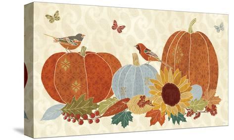 Autumn Song I-Veronique Charron-Stretched Canvas Print