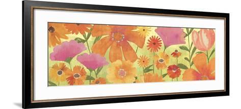 Spring Fling III-Veronique Charron-Framed Art Print