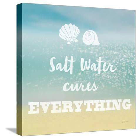 Salt water Cure-Sue Schlabach-Stretched Canvas Print