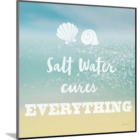Salt water Cure-Sue Schlabach-Mounted Art Print