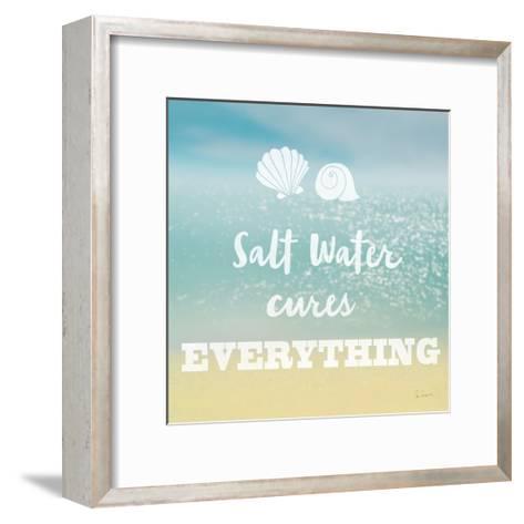 Salt water Cure-Sue Schlabach-Framed Art Print