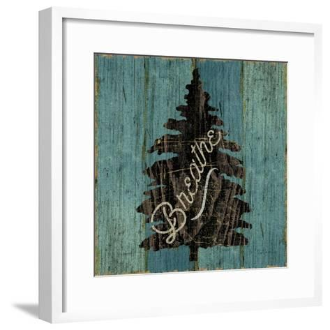 Lake Lodge X-Sue Schlabach-Framed Art Print