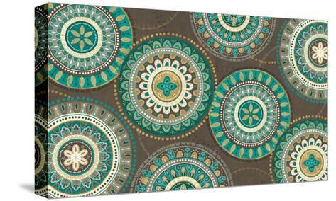 Cool Feathers VI Brown-Veronique Charron-Stretched Canvas Print