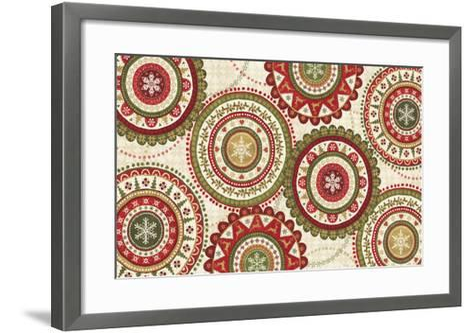 Simply Christmas V Light-Veronique Charron-Framed Art Print