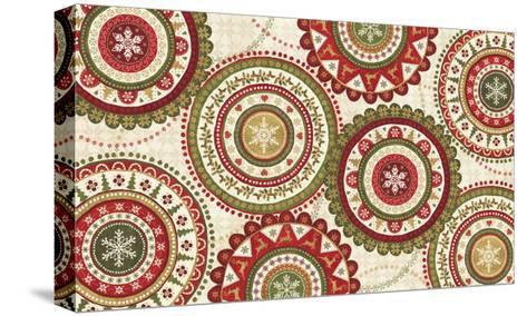 Simply Christmas V Light-Veronique Charron-Stretched Canvas Print
