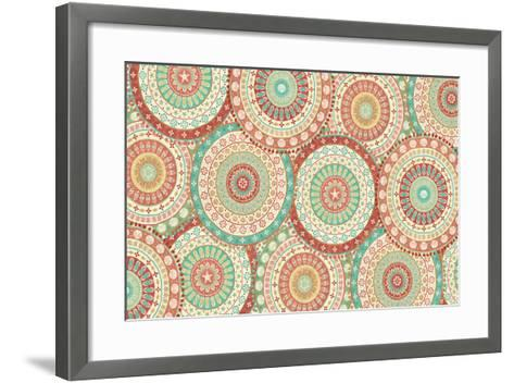 Gulf Stream VI-Veronique Charron-Framed Art Print