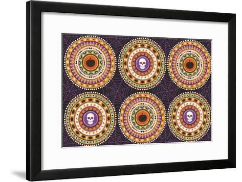 Happy Pawlloween IV-Veronique Charron-Framed Art Print
