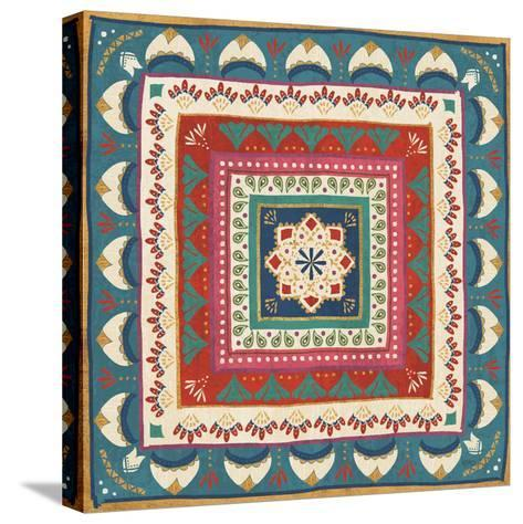 Gypsy Wings VIII-Veronique Charron-Stretched Canvas Print