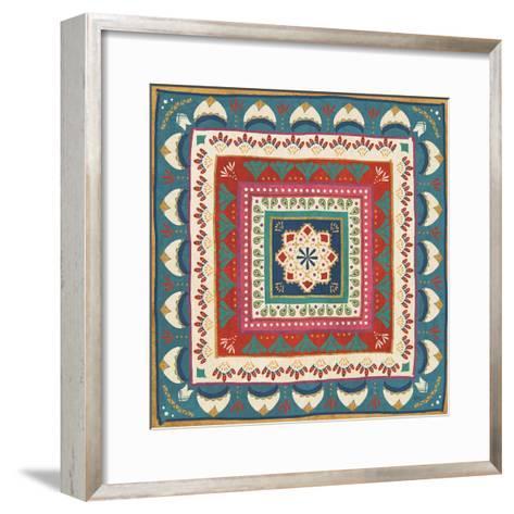 Gypsy Wings VIII-Veronique Charron-Framed Art Print