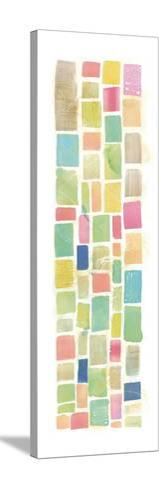 High Windows II v2-Sue Schlabach-Stretched Canvas Print
