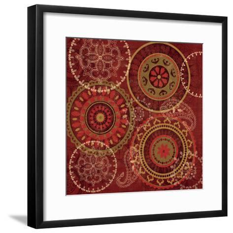 Majestic III-Veronique Charron-Framed Art Print