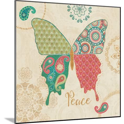 Gypsy Wings Bright I-Veronique Charron-Mounted Art Print