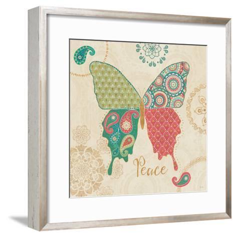Gypsy Wings Bright I-Veronique Charron-Framed Art Print