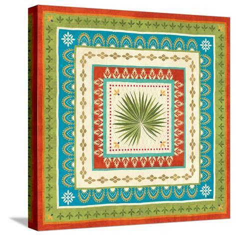 Exotic Breeze VII-Veronique Charron-Stretched Canvas Print