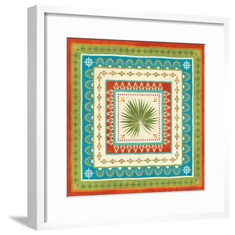 Exotic Breeze VII-Veronique Charron-Framed Art Print