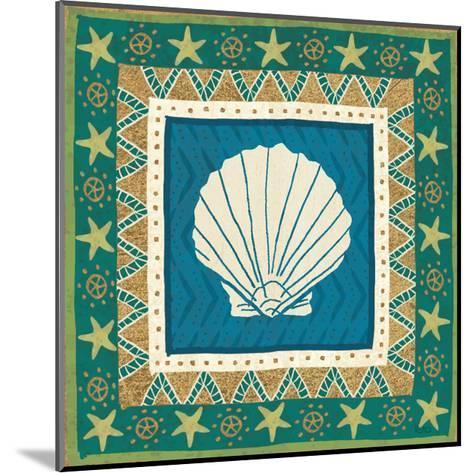 Coastal Treasure X-Veronique Charron-Mounted Art Print