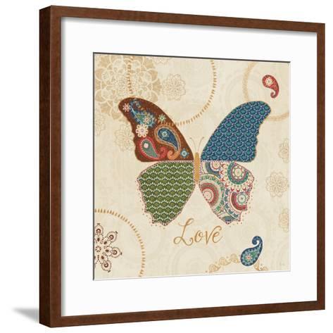 Gypsy Wings II-Veronique Charron-Framed Art Print