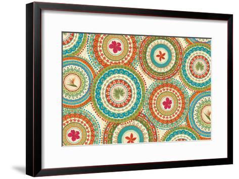 Exotic Breeze IX-Veronique Charron-Framed Art Print