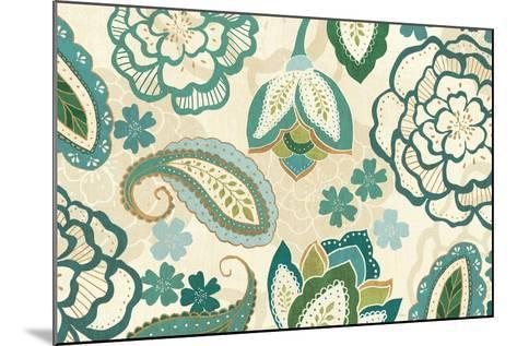 Garden Lace I-Veronique Charron-Mounted Art Print