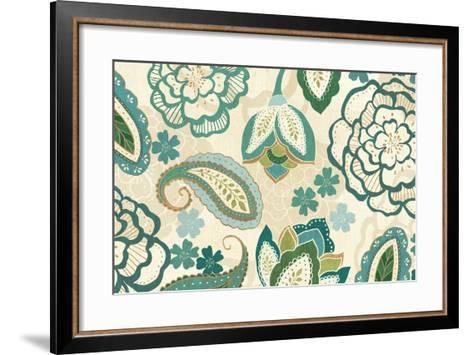 Garden Lace I-Veronique Charron-Framed Art Print