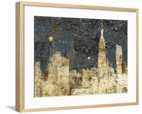 Night Life-Edward Selkirk-Framed Art Print