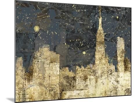 Night Life-Edward Selkirk-Mounted Art Print
