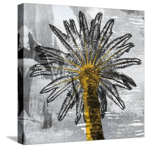 Palm Leaves-PI Studio-Stretched Canvas Print
