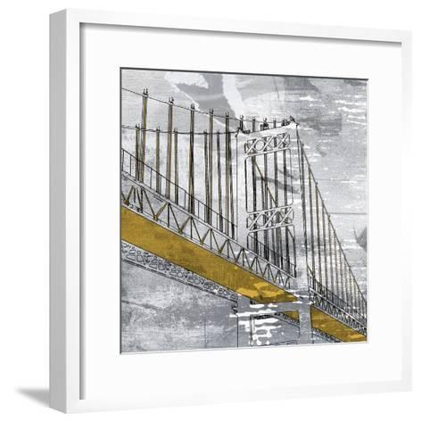 Overpass-PI Studio-Framed Art Print