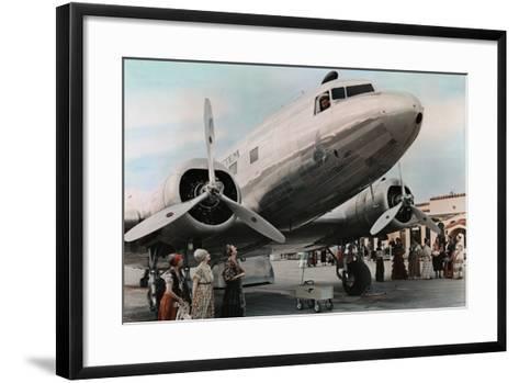 Brownsville, Texas, USA-B^ Anthony Stewart-Framed Art Print