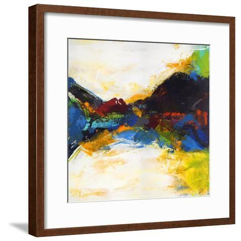Mountains--Framed Art Print