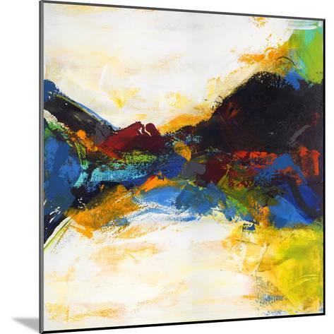 Mountains--Mounted Art Print
