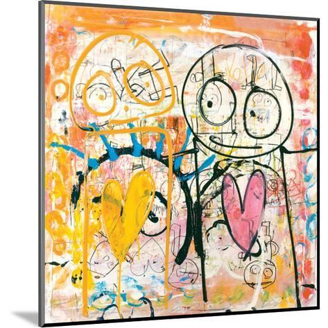 I Really Love You-Poul Pava-Mounted Art Print