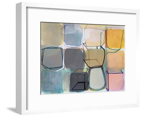 Paper Abstract 2-Naomi Taitz Duffy-Framed Art Print