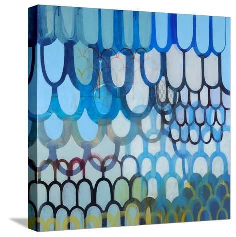 Undulations-Naomi Taitz Duffy-Stretched Canvas Print