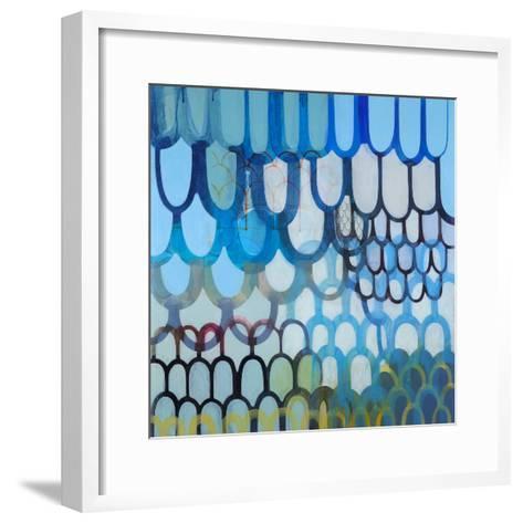 Undulations-Naomi Taitz Duffy-Framed Art Print