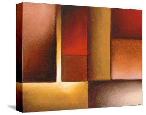 Dual Vision II-Nadia Beltei-Stretched Canvas Print