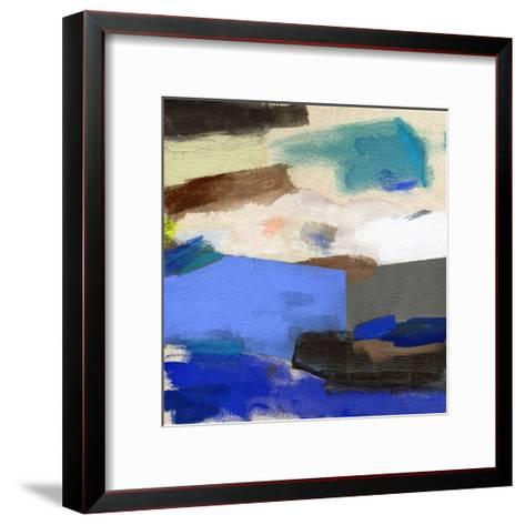 Where We Meet-Karina Bania-Framed Art Print