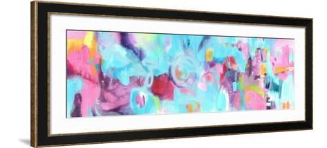 Two Seconds of Summer-Carolynne Coulson-Framed Art Print