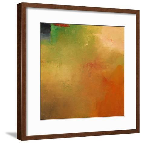 Autumn Mist-Mark Dickson-Framed Art Print