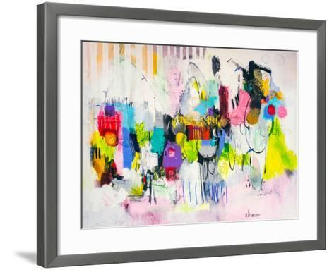 Lost in Oklahoma-Cynthia Anne Brown-Framed Art Print