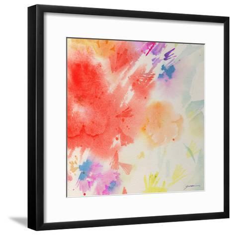 Summer Glory-Sheila Golden-Framed Art Print