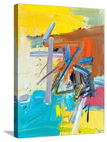 Autumn Sentimental-Fong Fai-Stretched Canvas Print