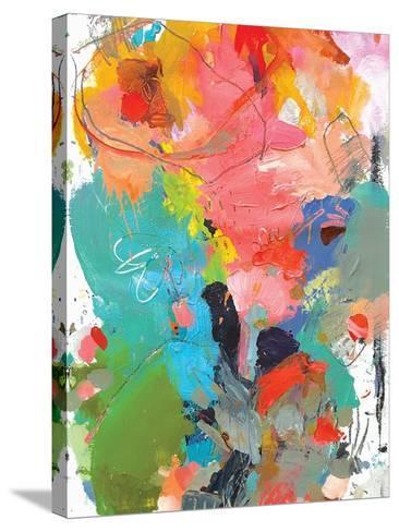 Pear-Niya Christine-Stretched Canvas Print